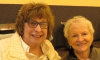 DARLENE ALLEN AND FRIEND